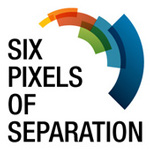 Six Pixels of Separation podcast logo