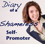 Diary of a Shameless Self-Promoter podcast logo