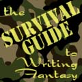 Survival Guide to Writing Fantasy podcast logo