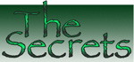 The Secrets: The Podcast for Writers logo