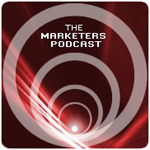 Marketers Podcast Logo