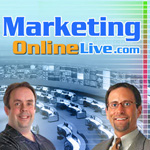 Marketing Online Live podcast logo