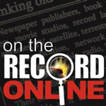 On The Record...Online podcast logo